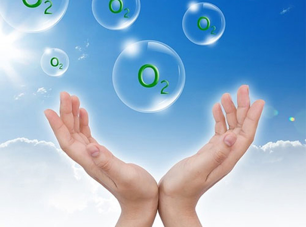 Tấm quan trọng khí Oxy trong sức khỏe con người