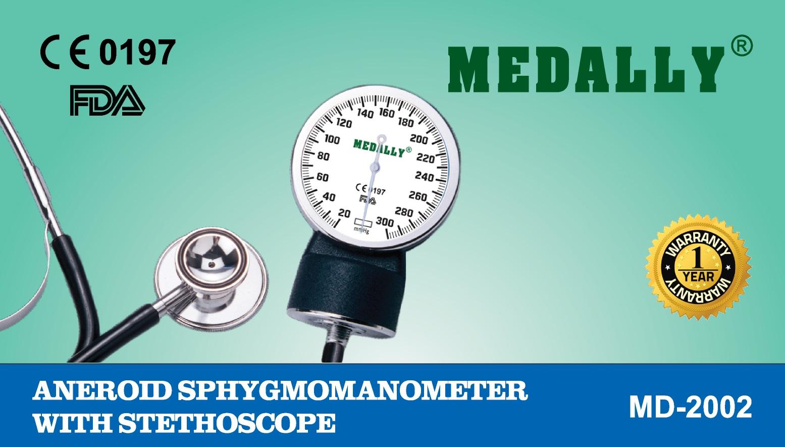Máy đo huyết áp cơ Medally